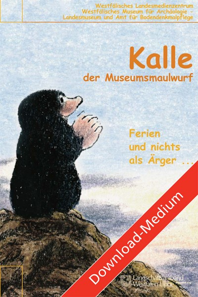 Download: Kalle der Museumsmaulwurf