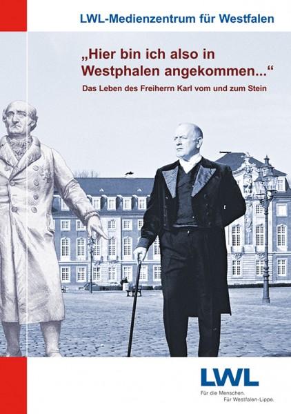 """DVD: """"Hier bin ich also in Westphalen angekommen""""..."""