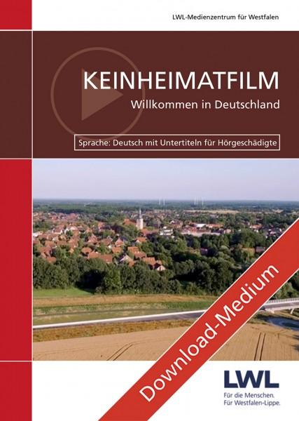 Download: KEINHEIMATFILM - Willkommen in Deutschland - Deutsch mit Untertiteln für Hörgeschädigte