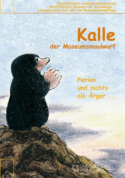 DVD: Kalle der Museumsmaulwurf