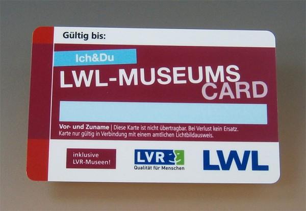 LWL-MuseumsCard, Ich & Du