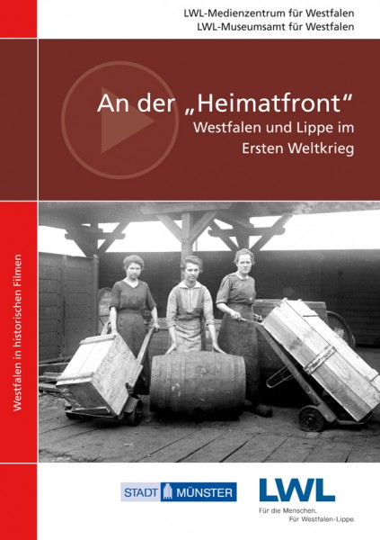 """DVD: An der """"Heimatfront"""""""