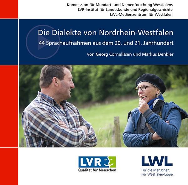 Die Dialekte von Nordrhein-Westfalen